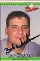 Bob Wickman New York Yankees AutographedRookie  Baseball Card #100710N