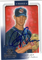CLIFF LEE AUTOGRAPHED ROOKIE BASEBALL CARD #101011E