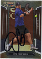 JIM COURIER AUTOGRAPHED TENNIS CARD #101012C
