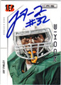 JAY FINLEY CINCINNATI BENGALS AUTOGRAPHED ROOKIE FOOTBALL CARD #101113C