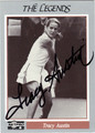 TRACY AUSTIN AUTOGRAPHED TENNIS CARD #101711C
