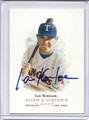 Ian Kinsler Autographed Baseball Card #102010D