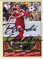 BRANDI CHASTAIN AUTOGRAPHED SOCCER CARD #102011J