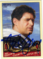 STEVE YOUNG AUTOGRAPHED FOOTBALL CARD #102111B