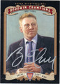 BRETT HULL AUTOGRAPHED HOCKEY CARD #102112K