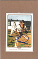 TIM LINCECUM SAN FRANCISCO GIANTS AUTOGRAPHED BASEBALL CARD #10214A