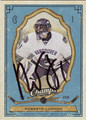 ROBERTO LUONGO AUTOGRAPHED HOCKEY CARD #102411D