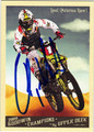 CHAD REED AUTOGRAPHED SUPERCROSS CARD #10412H