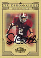 SIMEON CASTILLE ALABAMA CRIMSON TIDE AUTOGRAPHED ROOKIE FOOTBALL CARD #10413F