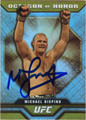 MICHAEL BISPING AUTOGRAPHED CARD #103113B