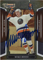 MIKE BOSSY NEW YORK ISLANDERS AUTOGRAPHED HOCKEY CARD #10514G