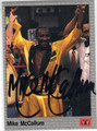 MIKE McCALLUM AUTOGRAPHED BOXING CARD #10514H