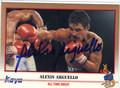 ALEXIS ARGUELLO AUTOGRAPHED BOXING CARD #10714G