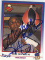 MIKE McCALLUM AUTOGRAPHED BOXING CARD #10914H