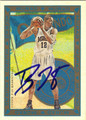DWIGHT HOWARD ORLANDO MAGIC AUTOGRAPHED BASKETBALL CARD #11013D