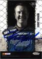 KURT BUSCH AUTOGRAPHED NASCAR CARD #110211F