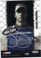 JIMMIE JOHNSON AUTOGRAPHED NASCAR CARD #110511B