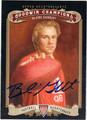 BLAINE GABBERT AUTOGRAPHED FOOTBALL CARD #110312F