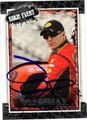JAMIE McMURRAY AUTOGRAPHED NASCAR CARD #110511i