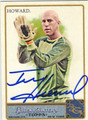 TIM HOWARD AUTOGRAPHED SOCCER CARD #110912G