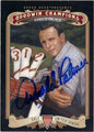 ARNOLD PALMER AUTOGRAPHED GOLF CARD #111012H