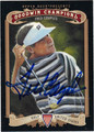 FRED COUPLES AUTOGRAPHED GOLF CARD #111412E