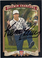 KENNY PERRY AUTOGRAPHED GOLF CARD #111412i