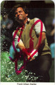 FUZZY ZOELLER AUTOGRAPHED GOLF CARD #111610E