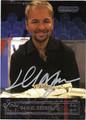 DANIEL NEGREANU AUTOGRAPHED POKER CARD #112211L