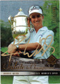 KARRIE WEBB AUTOGRAPHED & NUMBERED GOLF CARD #112311i