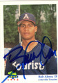 BOBBY ABREAU AUTOGRAPHED BASEBALL CARD #112311Q