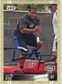 DONTARI POE AUTOGRAPHED ROOKIE FOOTBALL CARD #112412E