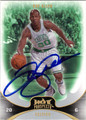RAY ALLEN AUTOGRAPHED BASKETBALL CARD #112412N