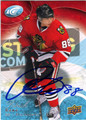 PATRICK KANE CHICAGO BLACKHAWKS AUTOGRAPHED HOCKEY CARD #112613L