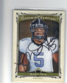 MANTI TE'O NOTRE DAME AUTOGRAPHED ROOKIE FOOTBALL CARD #112713B