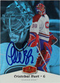 CRISTOBAL HUET AUTOGRAPHED HOCKEY CARD #112811C