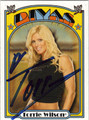 TORRIE WILSON AUTOGRAPHED WRESTLING CARD #112711M