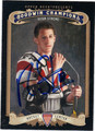 RYAN STROME AUTOGRAPHED ROOKIE HOCKEY CARD #112812G