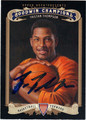 TRISTAN THOMPSON AUTOGRAPHED ROOKIE BASKETBALL CARD #112912A