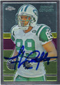 JERRICHO COTCHERY AUTOGRAPHED FOOTBALL CARD #112912D