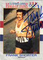 FRANK SHORTER OLYMPIC TRACK & FIELD AUTOGRAPHED CARD #112913L