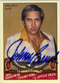 JOHNNY BENCH AUTOGRAPHED BASEBALL CARD #11312D