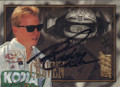 Ricky Craven Autographed Racing Card 1134