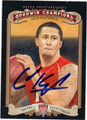 COLIN KAEPERNICK UNIVERSITY OF NEVADA AUTOGRAPHED FOOTBALL CARD #11313J