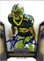 MARQUES COLSTON AUTOGRAPHED FOOTBALL CARD #11512i