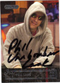 PHIL LAAK AUTOGRAPHED POKER CARD #11512R