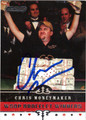 CHRIS MONEYMAKER AUTOGRAPHED POKER CARD #11512T