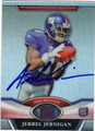 JERREL JERNIGAN AUTOGRAPHED ROOKIE FOOTBALL CARD #11612i