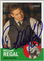 WILLIAM REGAL AUTOGRAPHED WRESTLING CARD #120111M
