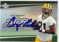 CORY RODGERS AUTOGRAPHED ROOKIE FOOTBALL CARD #120411G